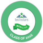 Award - Techstars Mobility class of 2016